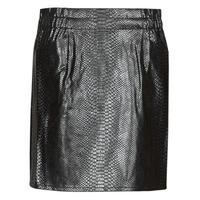 Vêtements Femme Jupes Molly Bracken T1141H20 Noir