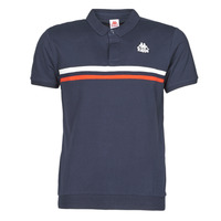 Vêtements Homme Polos manches courtes Kappa ISARD Marine