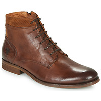 Chaussures Homme Boots Kost HOWARD 35 Cognac