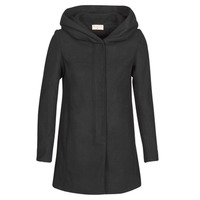 Vêtements Femme Manteaux Moony Mood NANTE Noir