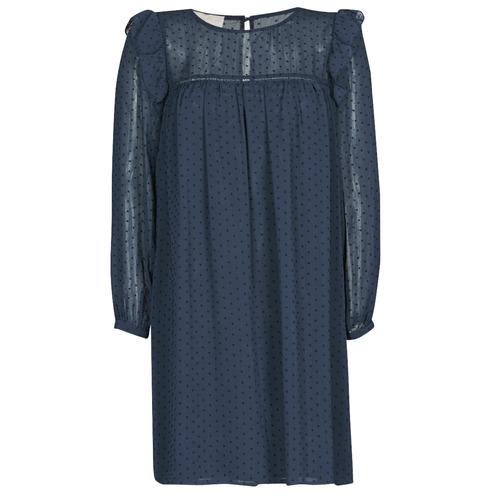 Vêtements Femme Robes courtes Moony Mood BREYAT Marine