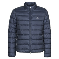 Vêtements Homme Doudounes Gant THE LIGHT DOWN Marine