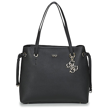 Sacs Femme Cabas / Sacs shopping Guess DIGITAL SHOPPER Noir