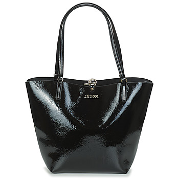Sacs Femme Cabas / Sacs shopping Guess ALBY TOGGLE TOTE Noir