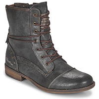 Chaussures Femme Boots Mustang 1157508 Gris