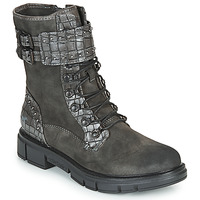 Chaussures Femme Boots Mustang 1333507 Gris