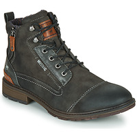 Chaussures Homme Boots Mustang 4140504 Gris