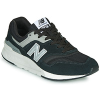 Chaussures Homme Baskets basses New Balance 997 Black / Silver
