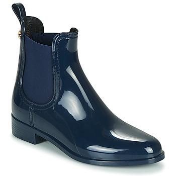 Chaussures Femme Bottes de pluie Lemon Jelly COMFY Marine
