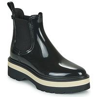 Chaussures Femme Bottes de pluie Lemon Jelly NETTY Noir