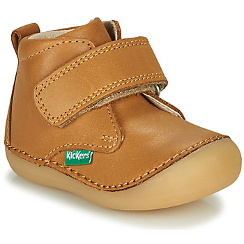 Chaussures Enfant Boots Kickers SABIO Camel