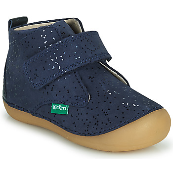 Chaussures Fille Boots Kickers SABIO Marine