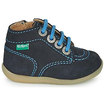Boots enfant Kickers BONZIP-2