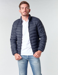 Vêtements Homme Doudounes Teddy Smith BLIGHT Marine