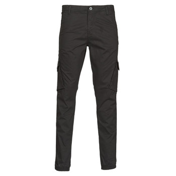 Vêtements Homme Pantalons 5 poches Teddy Smith BATTLE Noir