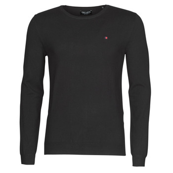 Vêtements Homme Pulls Teddy Smith POKI Noir