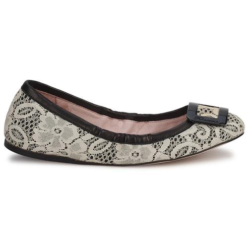 Black Fabric Shoe Wo's Fornarina Lyza iuTOXPkZ