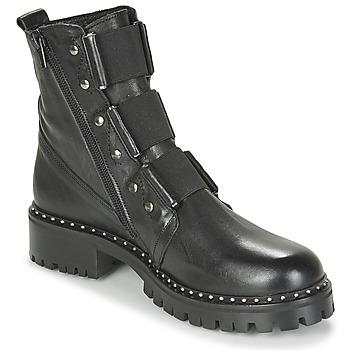 Chaussures Femme Boots Philippe Morvan HARMY V1 ROMA NOIR Noir