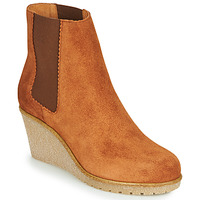 Chaussures Femme Baskets basses Bensimon BOOTS CORTLAND Marron