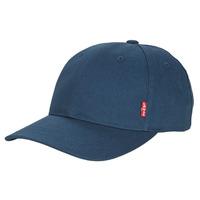 Accessoires textile Homme Casquettes Levi's CLASSIC TWILL RED CAP Bleu