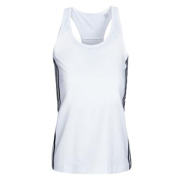 Vêtements Femme Débardeurs / T-shirts sans manche adidas Performance W D2M 3S TANK blanc