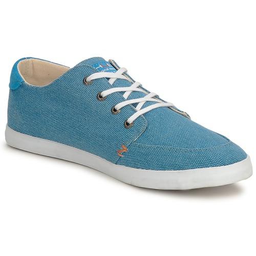 Hub Footwear BOSS HUB Bleu / Blanc dwhYi7