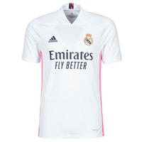 Vêtements T-shirts manches courtes adidas Performance REAL H JSY BLANC