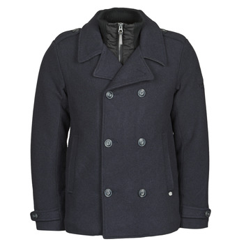 Vêtements Homme Manteaux Petrol Industries JACKET WOOL Marine
