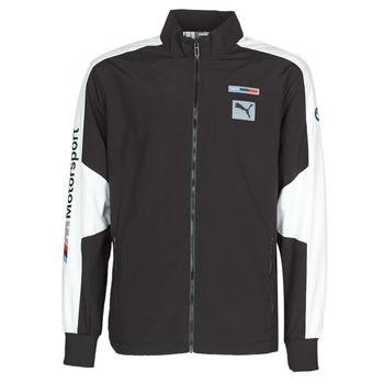 Vêtements Homme Vestes de survêtement Puma BMW MMS WVN JACKET F Noir / Gris / Blanc
