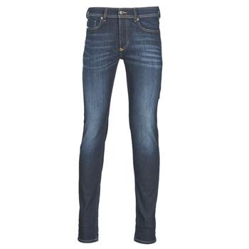 Vêtements Homme Jeans skinny Diesel SLEENKER Bleu 009EY