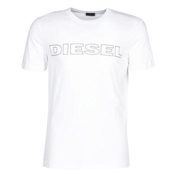 Vêtements Homme T-shirts manches courtes Diesel JAKE Blanc