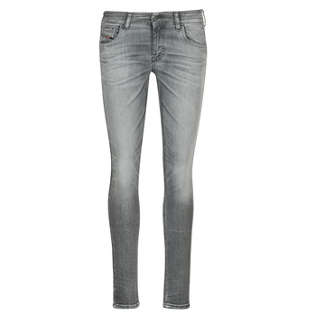 Vêtements Femme Jeans slim Diesel SLANDY LOW Gris 009FD