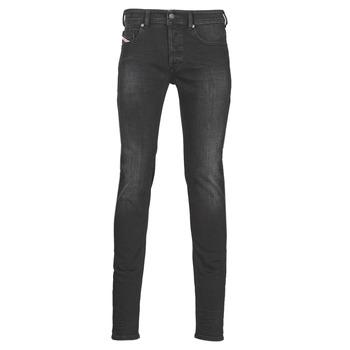 Vêtements Homme Jeans skinny Diesel SLEENKER Gris foncé