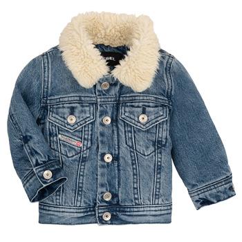 Vêtements Enfant Blousons Diesel JESKI Bleu