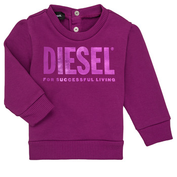 Vêtements Fille Sweats Diesel SVELI Rose
