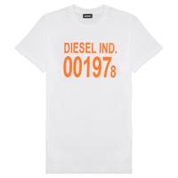 Vêtements Enfant T-shirts manches courtes Diesel TDIEGO1978 Blanc