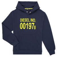 Vêtements Enfant Sweats Diesel SGIRKHOOD Bleu