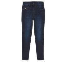 Vêtements Fille Jeans slim Diesel D-SLANDY HIGH Bleu