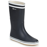 Chaussures Air max tnFemme Bottes de pluie Aigle MALOUINE Marine / Blanc