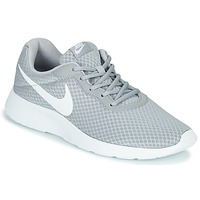 Chaussures Homme Baskets basses Nike TANJUN Gris / Blanc