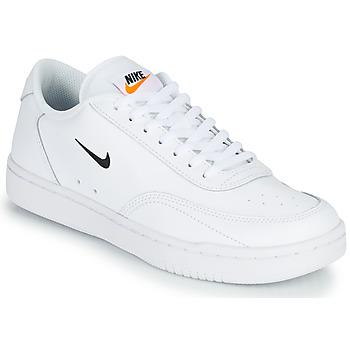 Chaussures Femme Baskets basses Nike COURT VINTAGE Blanc