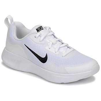 Chaussures Femme Baskets basses Nike WEARALLDAY Blanc / Noir