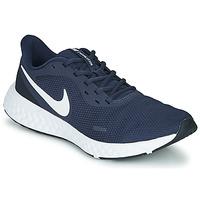 Chaussures Homme Running / trail Nike REVOLUTION 5 Bleu