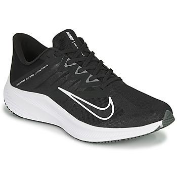 Chaussures Homme Running / trail Nike QUEST 3 Noir / Blanc