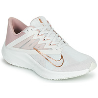 Chaussures Femme Running / trail Nike QUEST 3 Rose