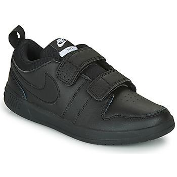 Chaussures Garçon Baskets basses Nike PICO 5 PS Noir