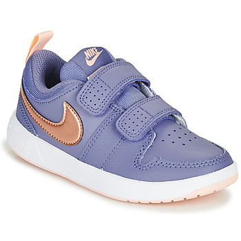 Chaussures Fille Baskets basses Nike PICO 5 PS Violet / Rose