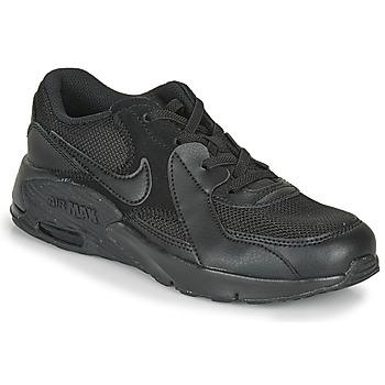 Chaussures Enfant Baskets basses Nike AIR MAX EXEE PS Noir