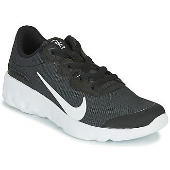 Chaussures Enfant Baskets basses Nike EXPLORE STRADA GS Noir / Blanc