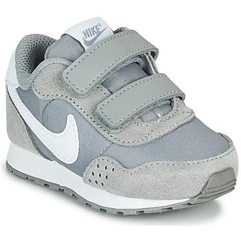 Chaussures Enfant Baskets basses Nike MD VALAINT TD Gris / Blanc
